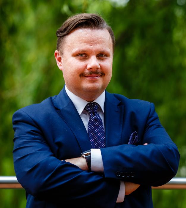 Piotr Bieliński - Prezes marki Bakal