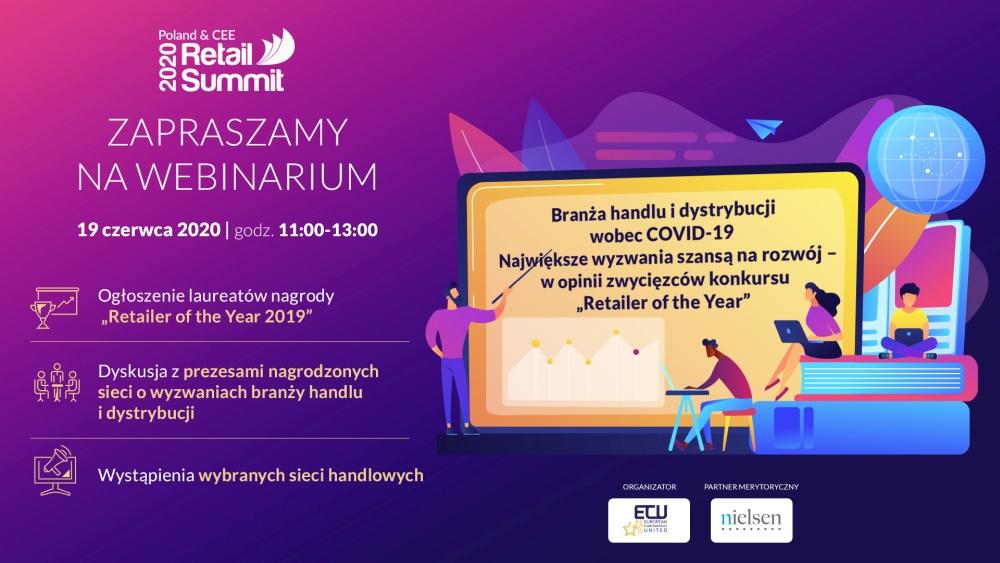 Retail Summit 2020 - webinarium