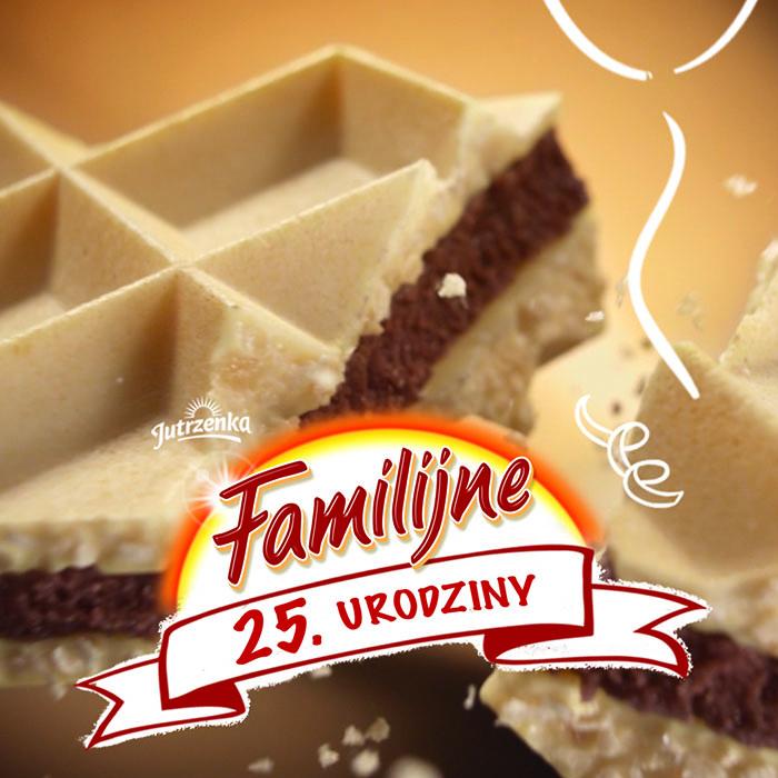 Wafle Familijne 25 lat