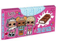 LOL Surprise czekolada z mlekiem