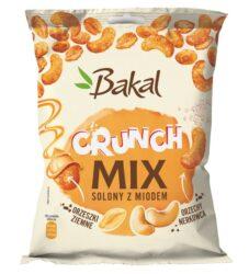 Bakal Crunch mix solony z miodem